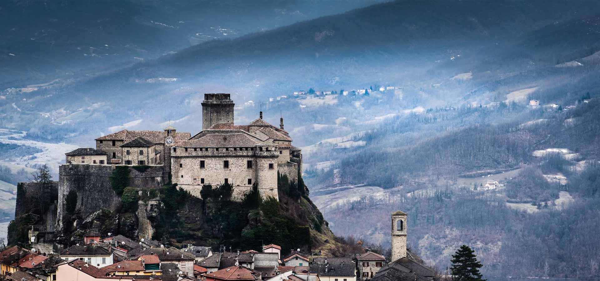 Ghost Hunting among the Castles of the Duchy of Parma & Piacenza
