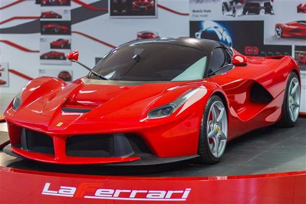 « Ferrari Day » in The Motorvalley