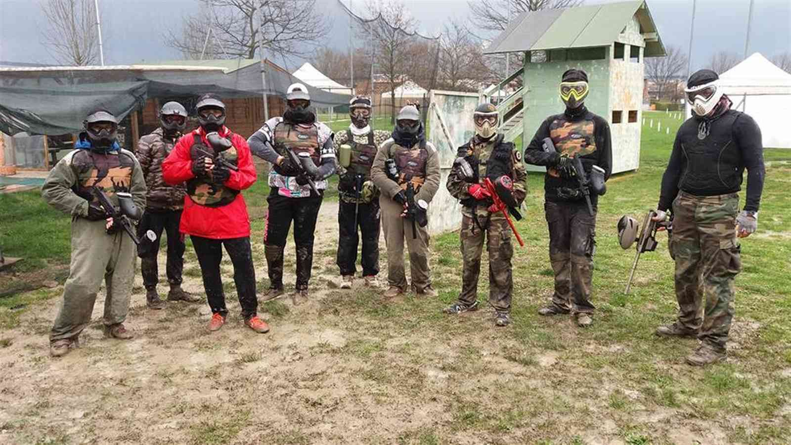 Paintball Parma