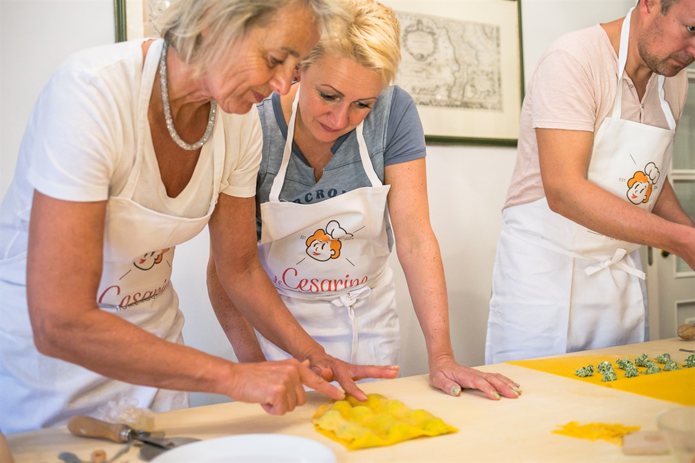Private cooking class in Parma 6