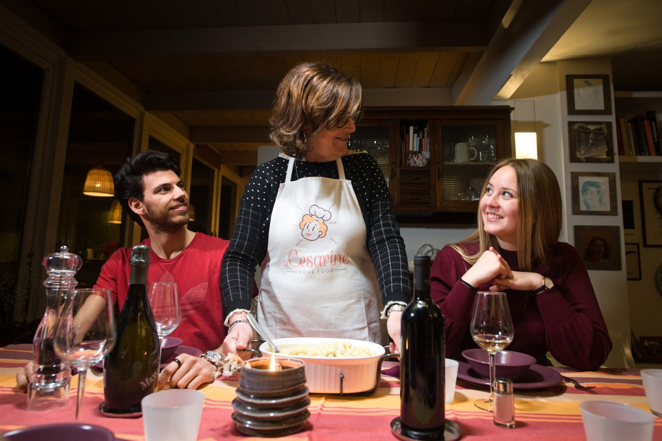 Private cooking class in Parma 3