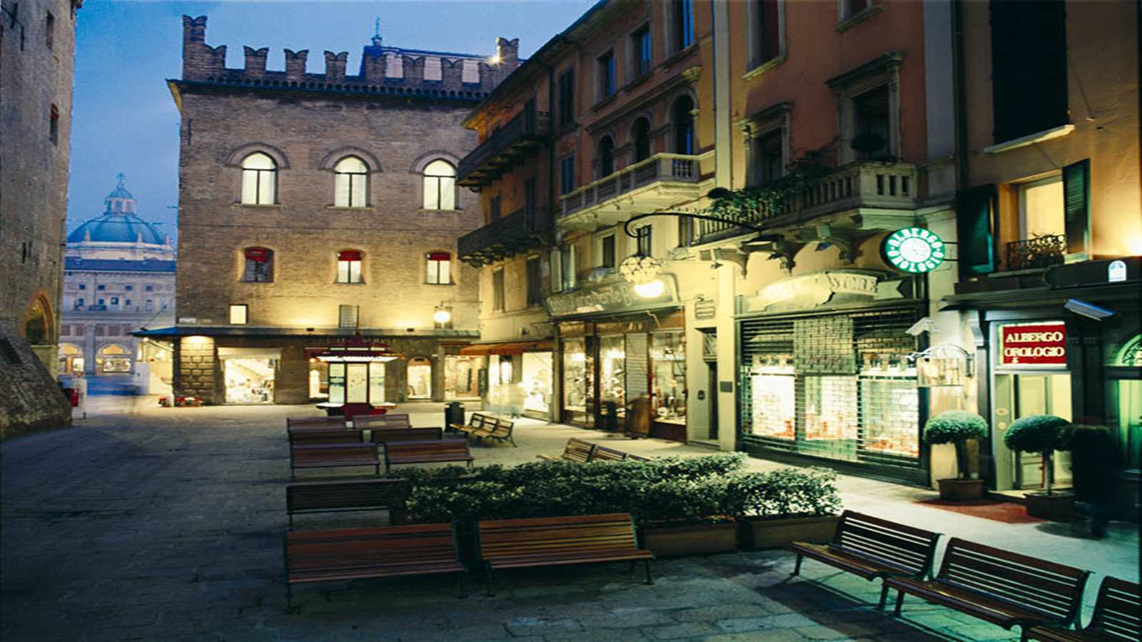 Vacanze bologna art hotel orologio food valley travel for Hotel art orologio bologna