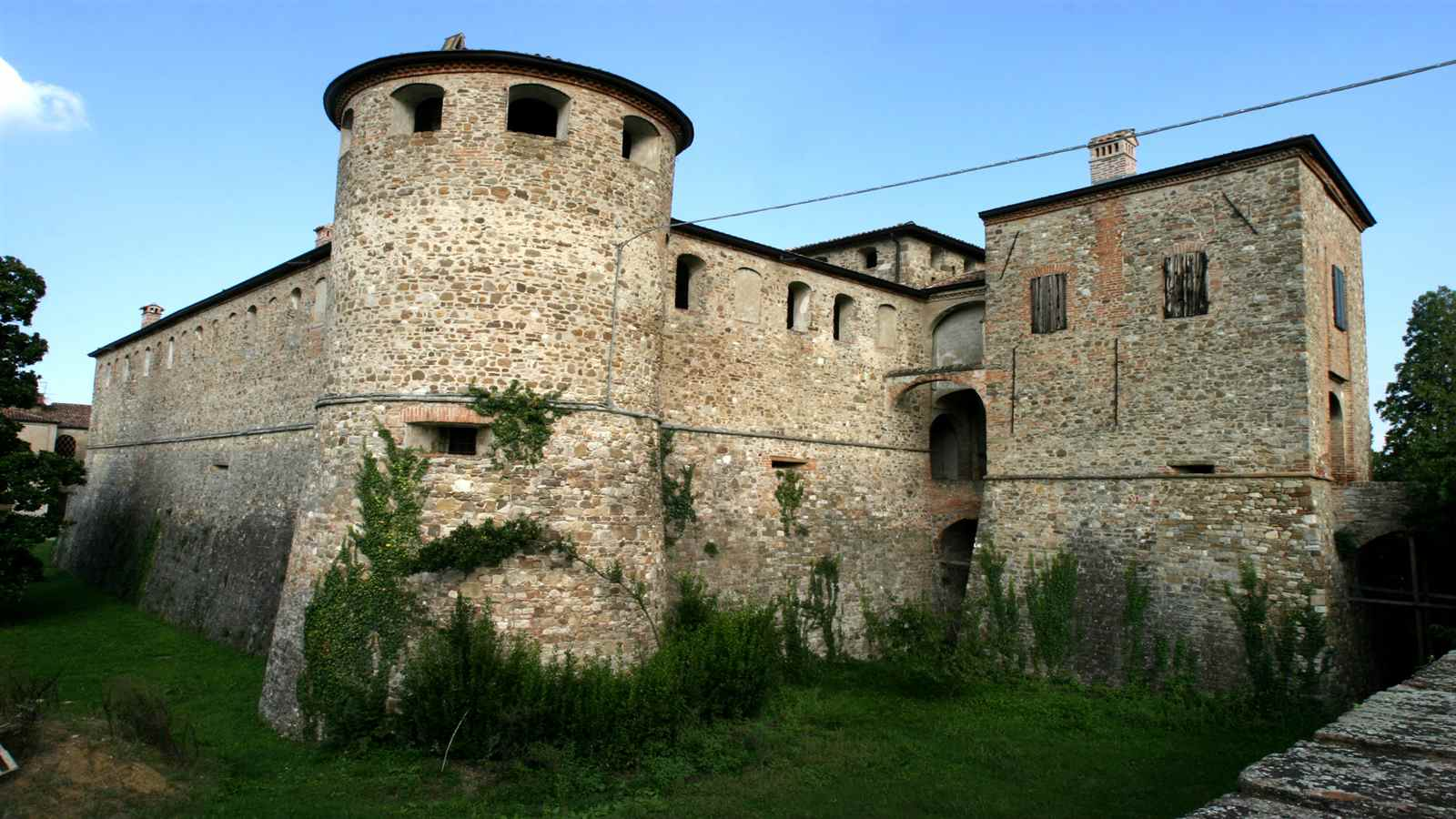 Haunted Castle of Agazzano