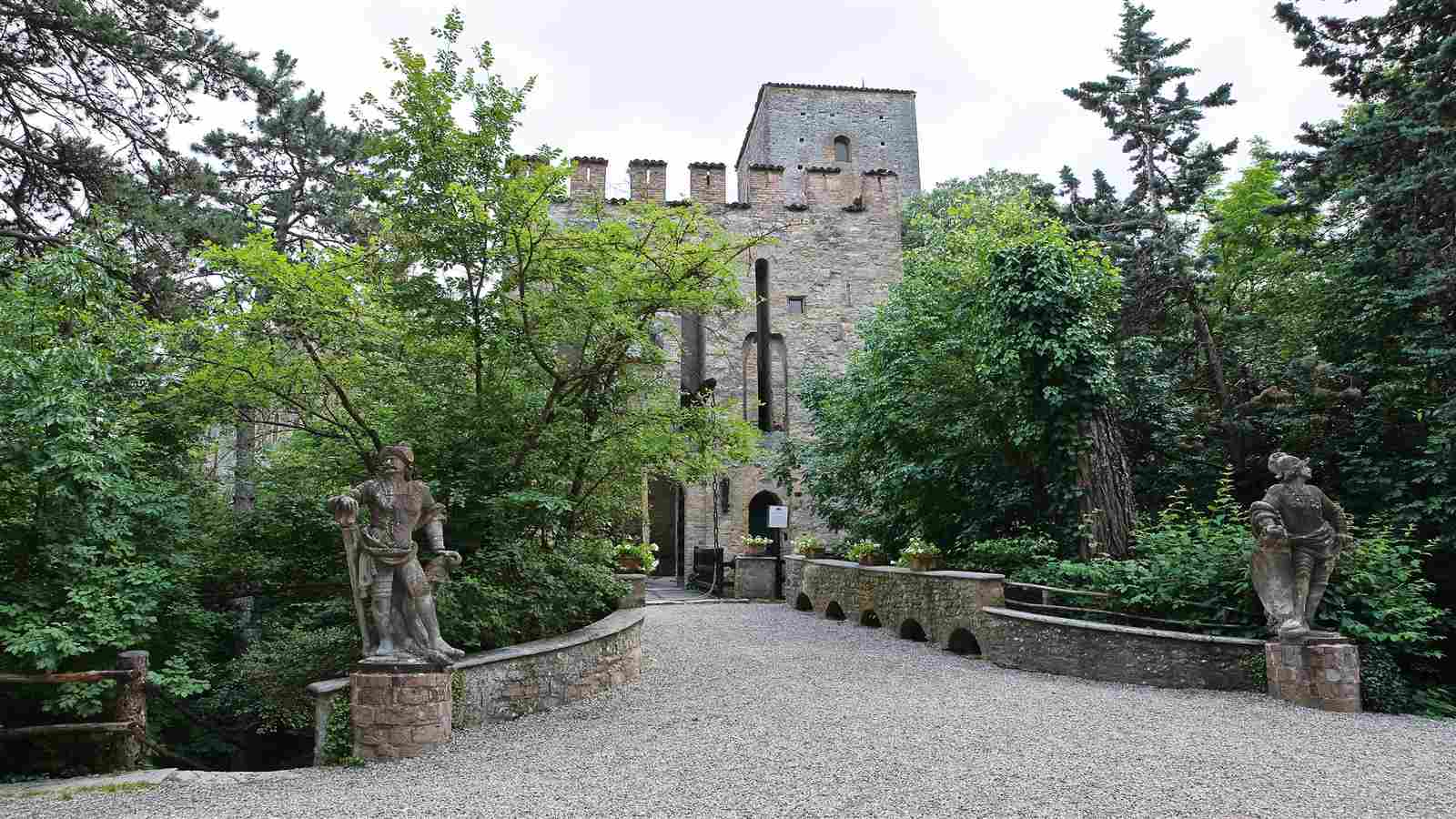 Haunted Castle of Gropparello