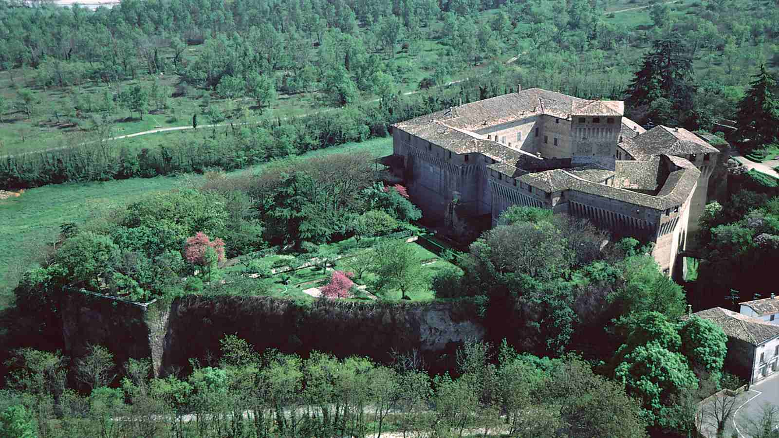 Haunted Castle of Montechiarugolo
