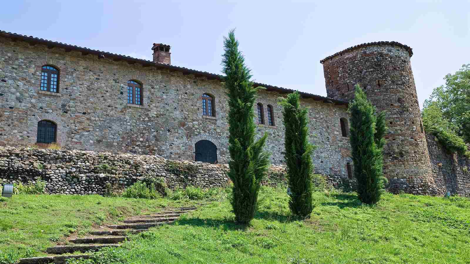 Haunted Castle of Rivalta